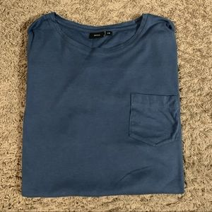 Onia fitted pocket tee shirt